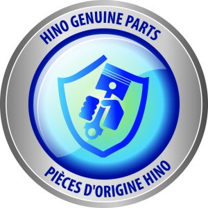Hino Parts and Service logo