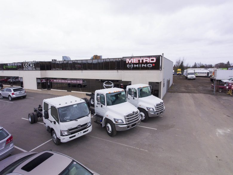 Metro Hino: Leading Hino Dealerships Near Me