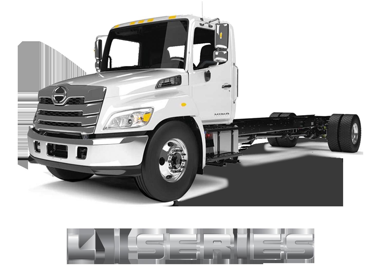 Medium Duty L Series Trucks